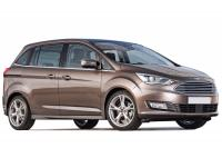 Renault Scenic,  Ford C-Max or Similar