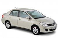 Nissan Tida,Toyota Yaris or Similar