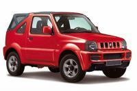 Suzuki Jimny Softop, Renault Megane Cabriolet, Peugeot 307 Cabriolet